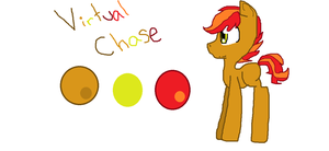 Virtual Chase by ChocoCrazeh