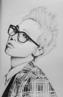 Bigbang's G-dragon by tint-tone