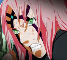 I won't GIVE UP!! Naruto 685 by Gizmo199002
