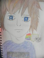 Anime Brandon by Megalomaniacaly
