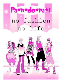 No Fashion No Life by Pirate-King-SYR