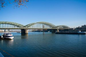 Cologne bridge by GerryGollan
