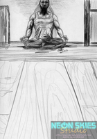 Enlightenment (Quick Sketch) by jalachan