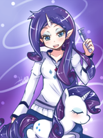 Rarity by Hua113