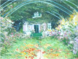 Monet Tribute 1 by MaryBethMB