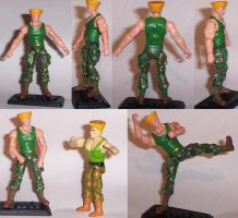 25th G.I. Joe Guile by Lee-At-Arms