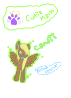 .:New OC Candii:. by blueberry-tea