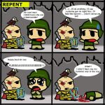 Repent by skeenoman