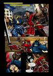 Galtow book 1 page 3 color by xmoor