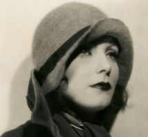 Vintage Stock - Greta Garbo by Hello-Tuesday