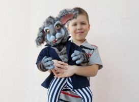 Mad March Hare from Alice and Wonderland by Sukhanov
