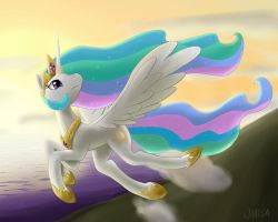Celestia's Dawn by Whatsapokemon