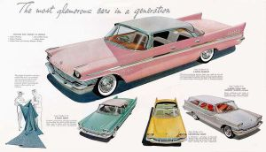 age of chrome and fins : 1957 Chrysler by Peterhoff3