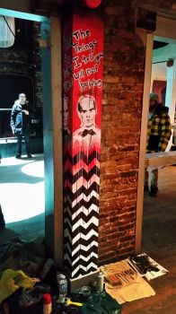 Twin Peaks Wall Art by Lydia-distracted