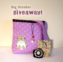 Big october giveaway by yael360