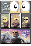 An Inspirational Story by SmashToons