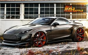 Jaguar F-Type TH6 WTB2013 by vinyo