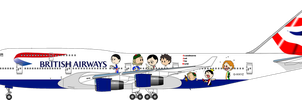SATW livery - UK by SkyRider747