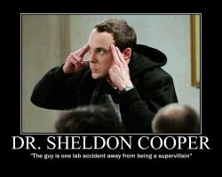 "Dr. Sheldon Cooper ""the guy"" by saki-senpai"