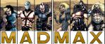 Mad Max's Villains Full Color by BRAINandFAT