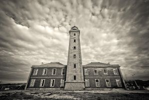 The Lighthouse by jpgmn