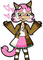 Trickster!nepeta Updated by animatedjapanbee