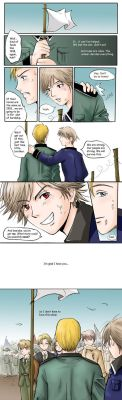 Hetalia: Brothers in Arms 1 by silent-soliloquy88