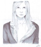 Clemence Poesy by nami64