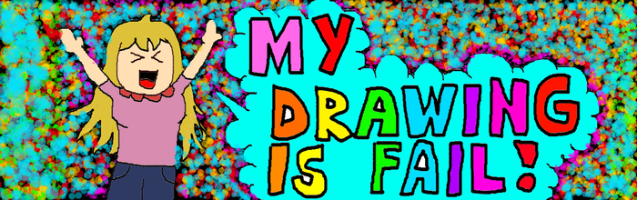 MY DRAWING IS FAIL! by bloodyvampire96