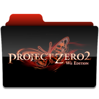 Project Zero 2 Wii Edition Title Folder by revenantSOULx3