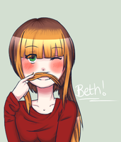 . beth . by Dickfit