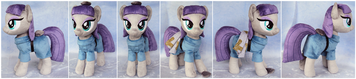 Smiling Maud Plushie by ButtercupBabyPPG