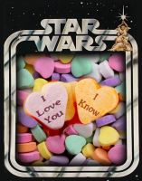 Star Wars Candy Hearts by Brandtk