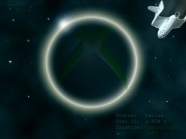 Xbox 360 Background by BenBrotherton