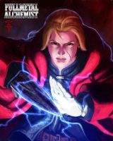 Edward Elric by ImmarArt