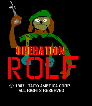 Operation ROLF by DanTheRawr