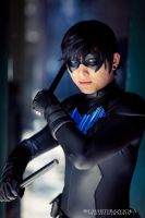 nightwing YJ by ohjimmyboy