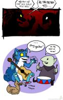 Interlude with a Vampire by raygirl