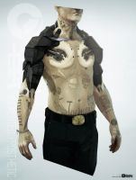 Obsidian Reverie_Moth Man_ arm front by bradwright