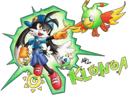 Klonoa: Empire of Dreams by millenium-night