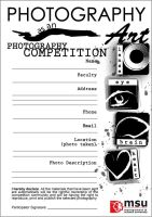 PhotographyEvent Application by dindaseh