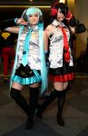 Miku X2 MTAC 2015 by Lightning--Baron