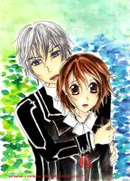 Vampire knight by Raisiu