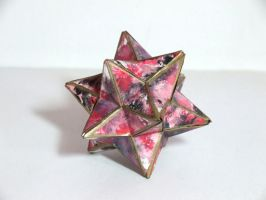 Lesser Stellated Dodecahedron 3 by SkyWookiee