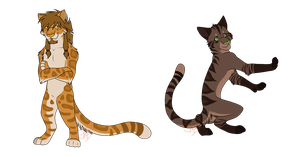 Chi cats by Tunquen