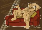 King of the Couch by OneBallHarry