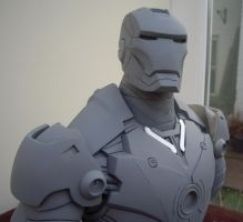 Iron Man Bust 15 by Mutronics