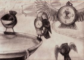 Time Flies by TheForgottenKing