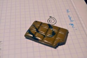 Chocolate bar by Tr0ubled-g0ldfish