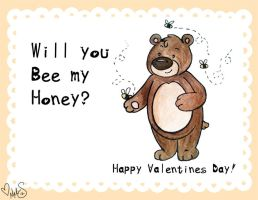 will you bee my honey by Miss-Melis
